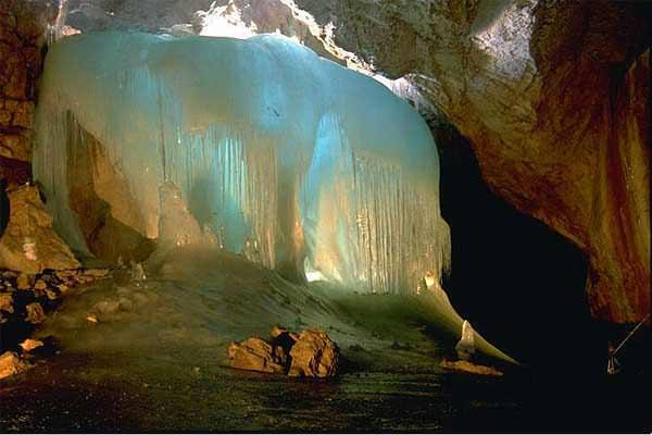 Ice Cave Eisriesenwelt