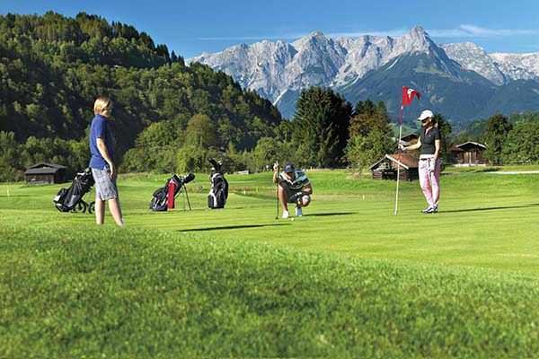 Golf in Hochkönig